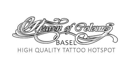 Logo Heaven of Colours Basel