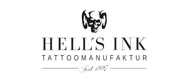 Logo Hell's Ink Tattoomanufaktur Wangen